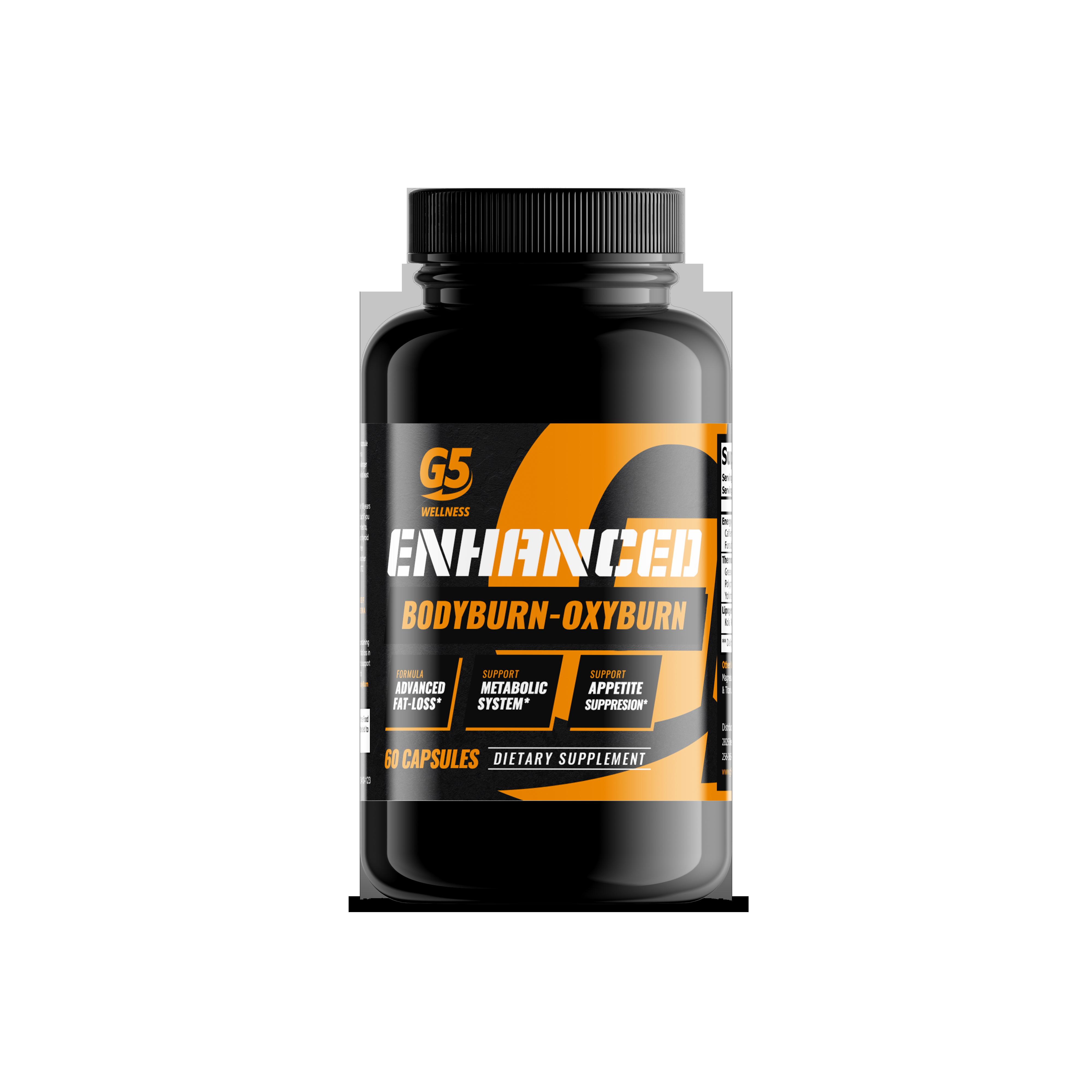 G5 Enhanced BodyBurn-OxyBurn