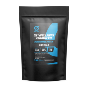 G5 Wellness Vanilla Protein Powder