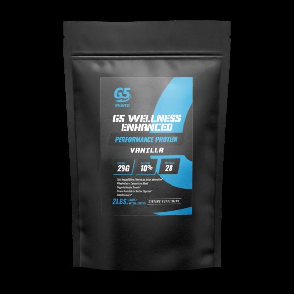 G5 Wellness Vanilla Protein Powder