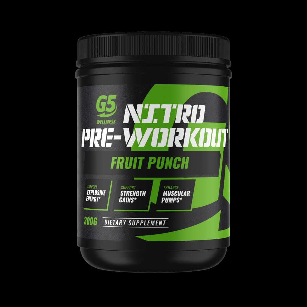 G5 Nitro Pre-workout
