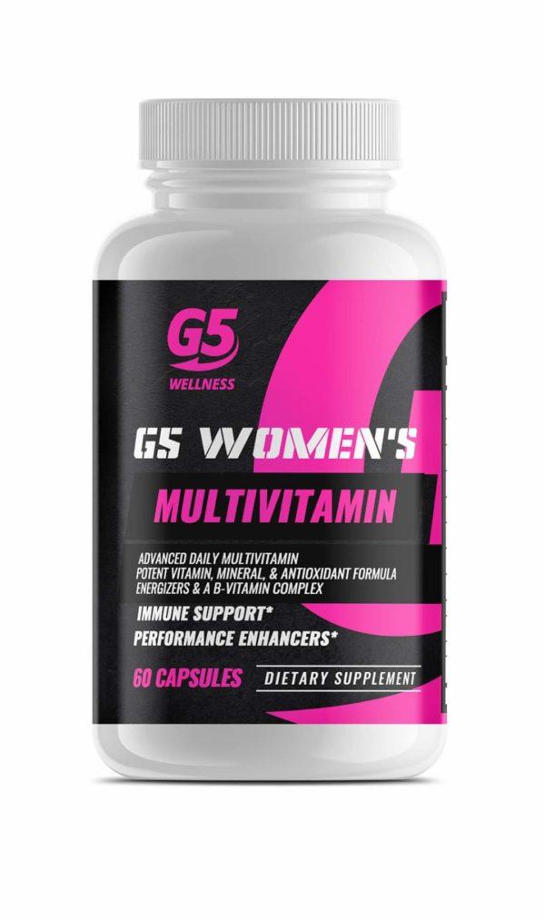 G5 Wellness Women's Multivitamin